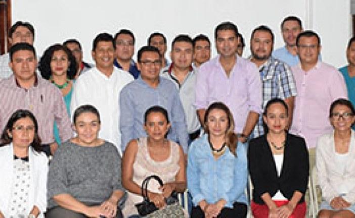 CAPACITA ITAIGRo A TITULARES DE LAS UNIDADES DE TRANSPARENCIA DE AYUNTAMIENTOS, PODER LEGISLATIVO, ÓRGANOS AUTÓNOMOS Y PARTIDOS POLÍTICOS.