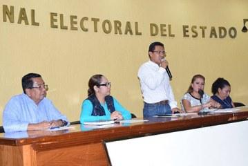 """Capacitación """"Generalidades de la Ley 207 de Transparencia y Acceso a la Información Pública del Estado de Guerrero"""""""