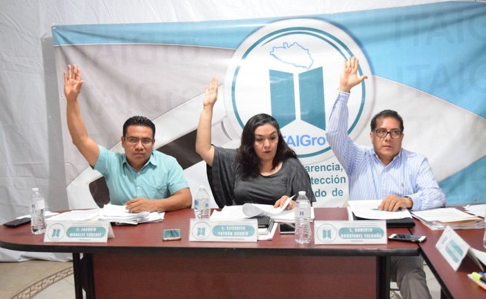 ITAIGro sancionará con una amonestación pública e iniciará un procedimiento de responsabilidad administrativa a los sujetos obligados que no entregaron su informe anual de solicitudes de información