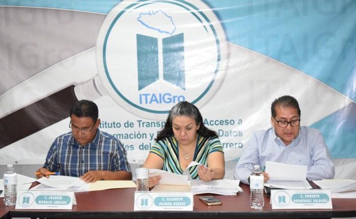 ITAIGro resuelve a favor del acceso a la información