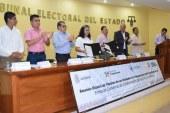 Primera Reunión Estatal de Titulares de las Unidades de Transparencia del Poder Ejecutivo