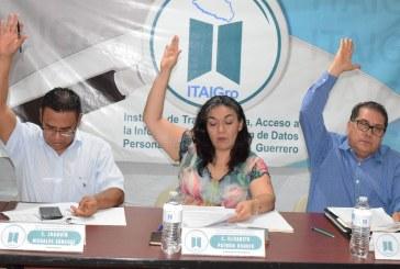 ITAIGro resuelve a favor del acceso a la información.