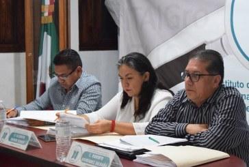ITAIGro aprueba formato de informe anual de solicitudes de información