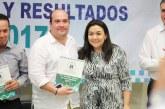 ITAIGro entrega informe anual de labores y resultados 2017