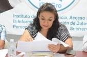 Sujetos Obligados deberán publicar índice de información clasificada como reservada