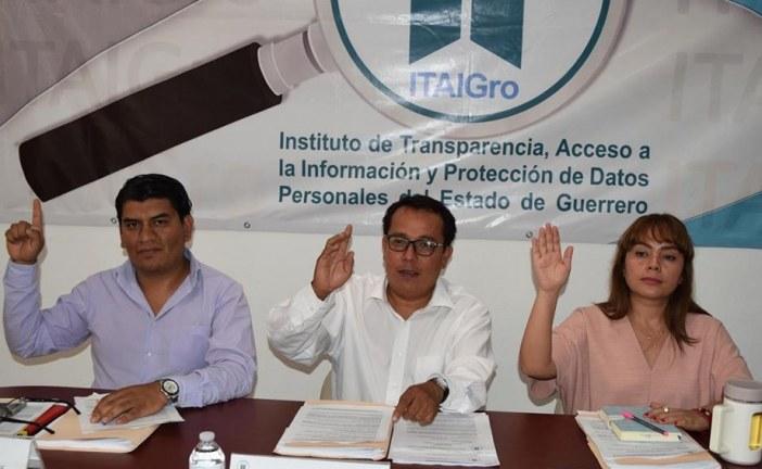 Resuelve el ITAIGro, ocho recursos de revisión