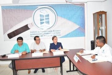 Admite ITAIGro tres denuncias por incumplimiento de obligaciones de transparencia