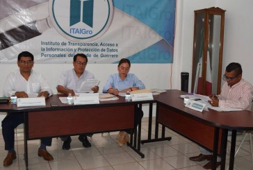 Aprueba ITAIGro una recomendación para que partidos políticos y candidatos se conduzcan con transparencia en el uso de recursos públicos para sus campañas electorales