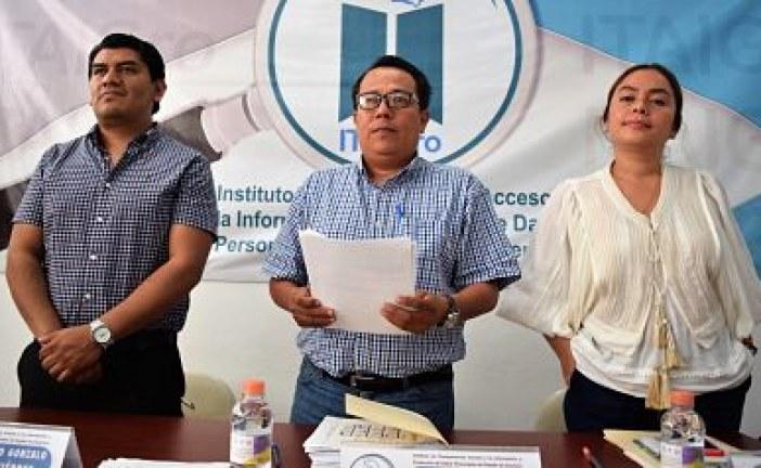 Admite el ITAIGro 15 denuncias contra igual número de ayuntamientos por no cumplir con sus obligaciones de transparencia