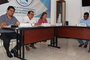 ITAIGro aprueba lineamientos para determinar los catálogos y publicación de información de interés público, dirigidos a todos los sujetos obligados