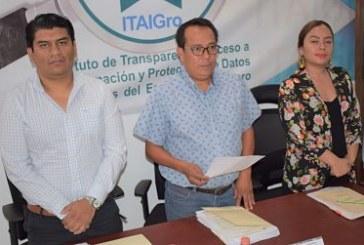 Admite el órgano garante, tres denuncias contra dos ayuntamientos que incumplieron con sus obligaciones de Transparencia
