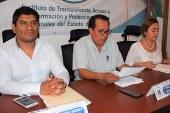 Recepciona el órgano garante dos denuncias contra el Ayuntamiento de Cocula por incumplimiento a sus obligaciones de transparencia