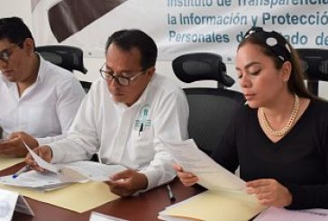 El ITAIGro exhortó a los sujetos obligados para que elaboren, publiquen en la PNT y notifiquen al órgano garante sus índices de expedientes clasificados como reservados.