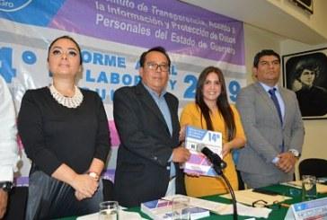 El ITAIGro, presentó su 14 informe anual de resultados correspondientes al año 2019.