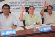 Acuerda el ITAIGro amonestar públicamente a los titulares de las unidades de transparencia que no presentaron su informe anual de solicitudes de información y de Protección de Datos Personales del año 2019.