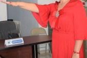 La Comisionada Mariana Contreras Soto, tomó protesta del cargo como Comisionada Presidente del Instituto de Transparencia, Acceso a la Información y Protección de Datos Personales del Estado de Guerrero.