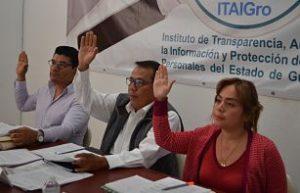 ITAIGro exhorto al ayuntamiento de Copalillo a cumplir con sus obligaciones de transparencia derivado de un juicio de revisión electoral del TEPJF